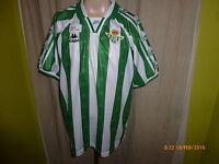 "Betis Sevilla Original Kappa Trikot 1995-1997 ""ohne Hauptsponsor"" Gr.XXL TOP"