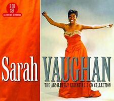 Sarah Vaughan - The Absolutely Essential 3 CD Collection