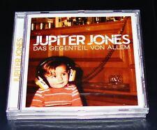 JUPITER JONES DAS GEGENTEIL VON ALLEM CD  SCHNELLER VERSAND  NEU & OVP