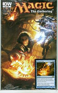 Magic the Gathering #1 NM 2011 poly-bagged with card