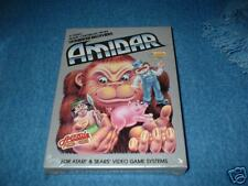 NEW IN MINT S/W BOX ATARI 2600 AMIDAR 7800 PARKER BROS