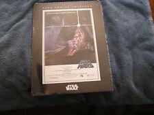 2006 Star Wars Poster Calendar Sealed