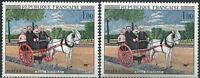"""FRANCE STAMP TIMBRE N° 1517 """" DOUANIER ROUSSEAU VARIETE DE COULEUR """" NEUF xx TTB"""