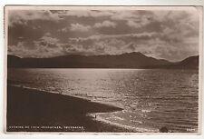 Loch Vennacher - Real Photo Postcard 1935 / Stirling