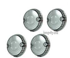 4X Turn Signal Indicator lens for Kawasaki Vulcan VN1500 1600 900 800 750 Smoke