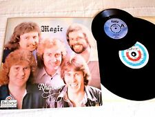 "Lot PRIVATE HARD PROG ROCK UK LP+7'' MAGIC (Bohemian)""Rhapsody"" Queen/ELO-like"