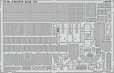 Eduard 1/72 TIPO IXC Submarino PARTE 2 #53107