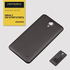For Samsung Galaxy Mega 2 SM-G750F G7508 G7508Q Battery Cover Back  Door Black