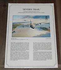 Robert Taylor - Severn Trail -  Aviation Art FLYER