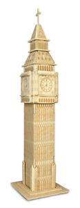 Big Ben    QUAY Woodcraft Construction Kit FSC
