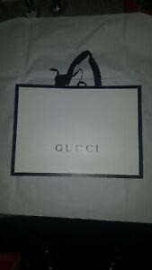 Genuine Gucci Paper Carrier Bag 55 x 40 cm