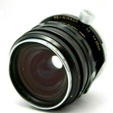 Nikon PC-Nikkor 1:3.5 35mm Shift Lens *As Is* #JP005g