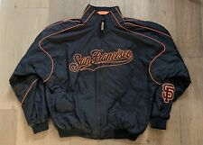 VTG San Francisco Giants Jacket Majestic MLB Authentic Collection Sz 2x