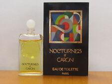 Vintage Nocturnes de Caron Perfume women 0.16 fl.oz / 5ml EDT NIB Miniature