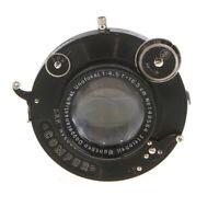 Vintage Steinheil 16.5cm f/4.5 165mm Unofokal with Compur Shutter - AI