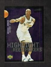 Michael Jordan--Washington Wizards--2003-04 UD Victory Highlight Reel Makers