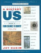 A History of US: Book 3: From Colonies to Country