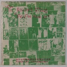 ROLLING STONES: Exile on Main Street TAIWAIN 2x LP Super Rare  Tumbling Dice