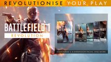 Battlefield 1 Revolution (COMPLETE) Edition (PC) --- REGION FREE - (Origin Key)