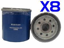 8X Oil Filter fits Z386 TOYOTA YARIS NCP91R 1.3L 2NZ-FE & 1.5L 1NZ-FE 05-2008