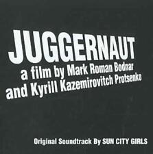 SUN CITY GIRLS - JUGGERNAUT NEW CD