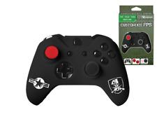 Kit de juego personalizado de edición subsónico Fps controlador caso, apoyos para el pulgar para Xbox One