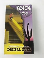 "Aggressive Inline VHS ""VG 21 BMC4 Digital Duel""VID 10 Rollerblade Vintage New"