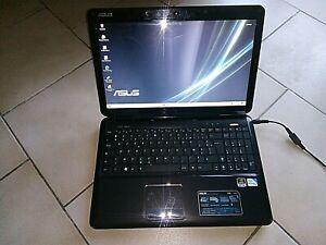 PC ASUS X5 DI  WINDOWS 10 INTEL PENTIUM 4 GB Mémoire 15.6 POUCES HHD 320 GB