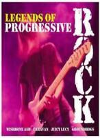 Various Artists - The Legends of Progressive Rock (CD) (1998)