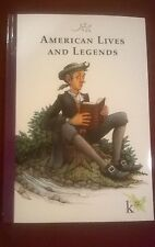 American Lives and Legends Book K 12 Homeschool Ben Franklin Paul Revere Softcov