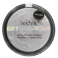 Technic Get Gorgeous Highlighting Face & Body Blush Pressed Powder - Virtuoso