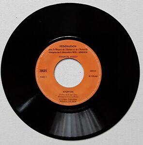 Francis Bebey - Souffles 1972 Mono Promo French. Mega Rare. H1016