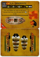 Wizkids Pirates Pocketmodel - La Serpiente (ship) PofBC 065 C
