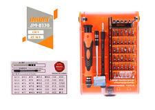 Kit 45 en 1 Tournevis de Précision JAKEMY JM-8130 -Electronique téléphone montre