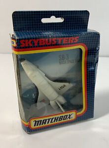 Vintage Matchbox SB3 NASA Space Shuttle  In Original Box