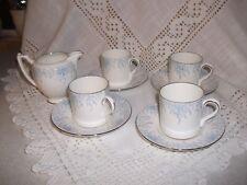 COALPORT SINCERITY PALEST BLUE COFFEE SET
