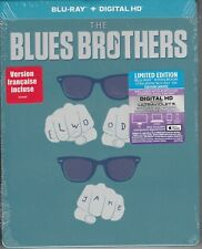 The Blues Brothers Blu Ray Steelbook - New & Sealed