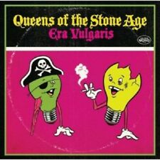 QUEENS OF THE STONE AGE 'ERA VULGARIS' CD NEW+