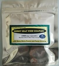 Horny Goat Weed Complex Capsules 1000 mg