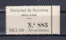 MELIANA (VALENCIA). NO CATALOGADO