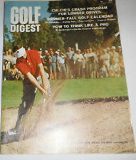 Golf Digest Magazine Chi Chi's Crash Program & Al Geiberger July 1967 071414R