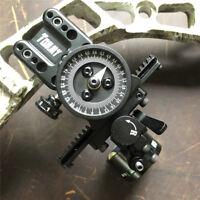 Adjustable 1 Pin Sight Wrapped  Archery Bow Sight Spot Hogg Tommy  RH Len PRO