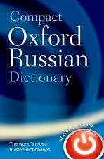 Compact Oxford Russian Dictionary (2013, Paperback)