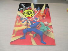 >> THE NINJA KIDS ACTION TAITO ARCADE ORIGINAL JAPAN HANDBILL FLYER CHIRASHI! <<