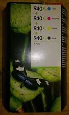 HP 940XL C2N93AE BNIB DATE EXPIRED INK SET