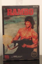 "NECA REEL TOYS 1987 NES RAMBO CLASSIC VIDEO GAME APPEARANCE 7"" ACTION FIGURE"