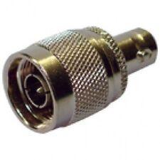 NC1481 Male N Plug to BNC Female Socket Adaptor CB Ham Radio