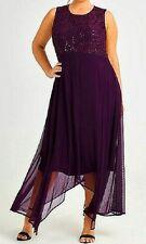 TS dress TAKING SHAPE EVENT-WEAR plus sz L / 22 Gianna Evening Dress NWT rrp$230