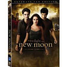 The Twilight Saga: New Moon Ultimate Fan Edition (DVD, 2010, Bonus Footage) NEW