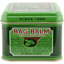 Bag Balm Tin Body Treatment, Skin Moisturizer 4 oz Tin